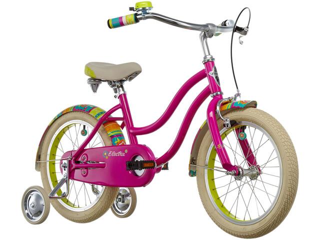 Electra Lotus 1 Børnecykel pink (2019) | City-cykler
